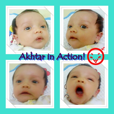 akhtar - baby expression