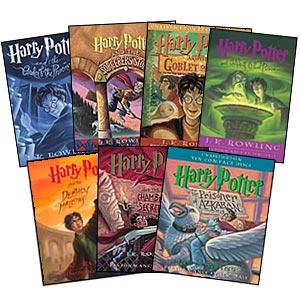 Harry Potter, I Love